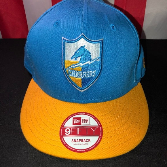 7a5a68763 Los Angeles Chargers New Era Hat.